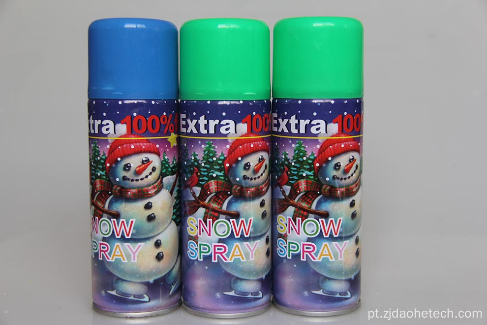 Extra 100% Beautiful Snowman Snow Aerosol