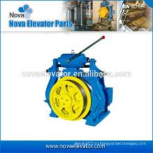 Тяговый электродвигатель для лифта