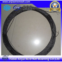 Matériaux de construction Black Galvanized Twisted Wire