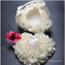 Hochzeit Versorgungsmaterial-Strand-Art-Hochzeits-Blumen-Mädchen-Korb-Hochzeits-Geschenk