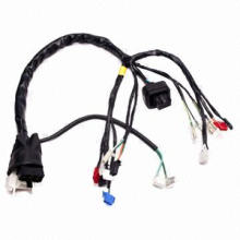 Automotive Wire Harness, Customized Designs are Accepted