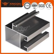 Molduras para portas de perfil de alumínio de corte térmico