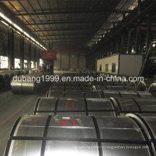 PPGI en stock vient du Shandong