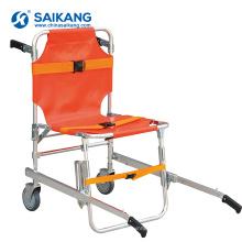 Escalera plegable médica del rescate de la emergencia del hospital SKB1C03 abajo camilla