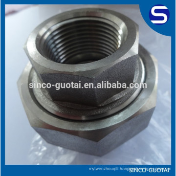 forged male female thread union asme b16.11