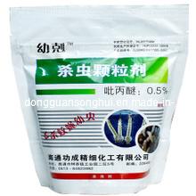 Bolsa de envasado de productos químicos plásticos