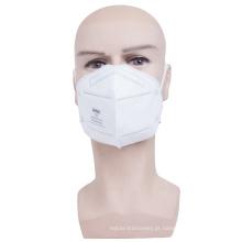 Máscaras faciais descartáveis de qualidade agradável Kn95