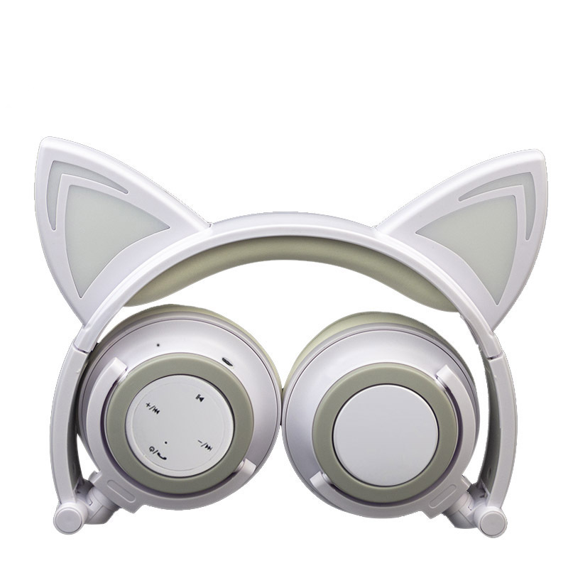 Cat Headphones Bluetooth