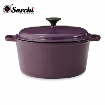 Pot d'émail Casserole / Pot de stockage pour restaurant