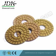 Diamantbodenpolierkissen 80mm, 100mm, 125mm. 150 mm. 180mm, 200mm