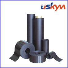 Rouleaux magnétiques flexibles simples et aimants en caoutchouc (F-010)
