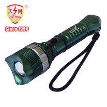 Camouflage lampe de poche militaire avec chargeur de voiture