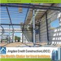 Color Steel Sheeting Light Steel Structure Workshop