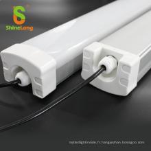 Rencontrez le congélateur utilisé IP65 Tri-proof LED Light 130LM / W