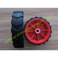 PU foam wheel 10*3