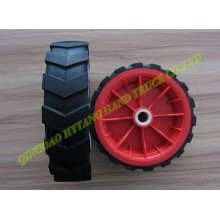 PU foam wheel 10*3
