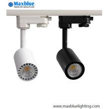 6W 9W Epistar COB Mini LED Schienen-Licht