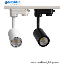 6W 9W Epistar COB Mini LED Track Light