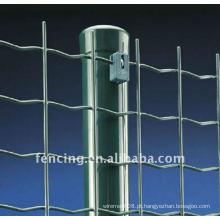 Euro Fence (fábrica) para jardim de casa no mercado da Europa