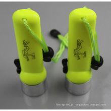 Loja on-line Impermeável Mergulho Tocha Subaquática 60M 18650 bateria