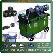 DBG-40 Semi-automatic used thread rolling machine standard machine threads used plant & machinery for sale to Thailand