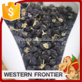 2016 latest whole shape and dried style black goji berry