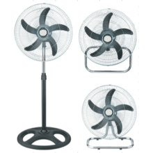 Ventilador Electrico 18inch 3 in 1 Fan-5 Blade