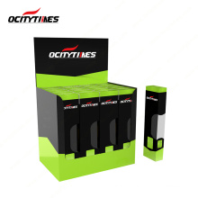 Ocitytimes Customized cardboard paper packaging box with UV coating