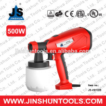 JS Professional HVLP Spray gun for wall paint, JS-HH12B