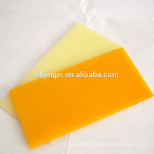 Hot Sale Polyurethane PU Plastic Sheet