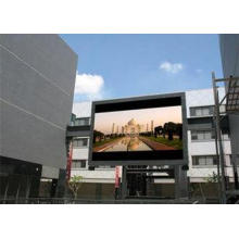 P16mm Advertising Display Board Electronic Large LED Screen