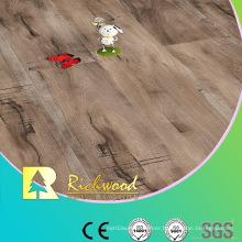 12.3mm E1 Embossed Hand Scraped U-Grooved Laminate Floor