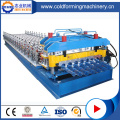 High Efficiency Glazed Roof Machine PPGI Botou