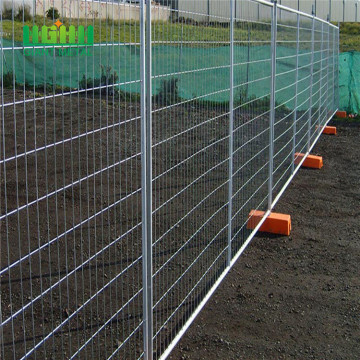 Temporary fence at home depot
