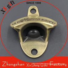 Promoção liga de zinco abridor de garrafa de montagem na parede