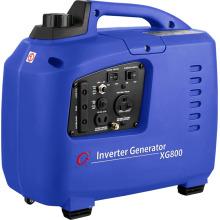 Arranque manual monofásico de corriente alterna 800W Generadores nuevos de gasolina Generadores Generadores digitales de inversores con EPA