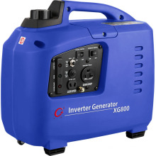 Começo da mão da fase monofásica da CA 800W Geradores novos da gasolina do sistema Geradores do inversor de Digitas com EPA