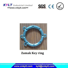 Porte-clés en zinc