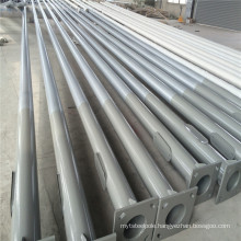 CE Approved 10m Hot DIP Galvanized Lamp Pole