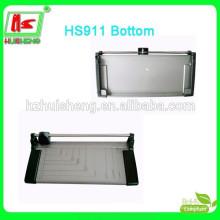 A4 Größe Papierschneider Guillotine manuelle rotierende Papierschneider HS911