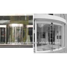Porta deslizante automática (arco)