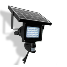 Solar Lamp Waterproof Outdoor Thermal Camera, WIFI Camera with PIR Detection