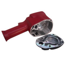 Air Tool Housing Parts, Die-cast Aluminum CNC Machined with Polishing and Powder Coating
