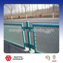 voie rapide anti-vertigo étendre clôture de treillis métallique
