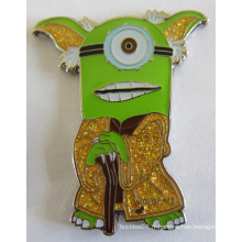 Broche en métal des enfants de Minions comme cadeau promotionnel (insigne-191)