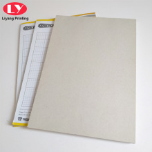 Paper Notepads Cover Daily Planner Notepad Custom Logo