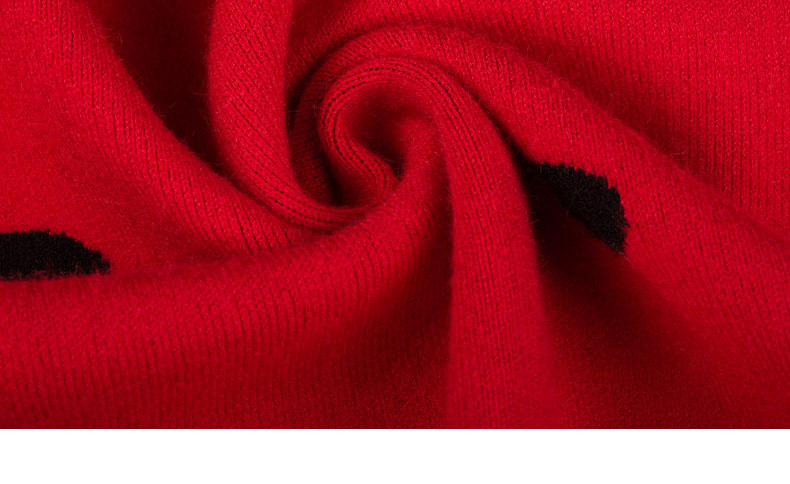 Jacquard Cashmere Throw details