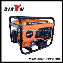 BISON (Китай) Портативный генератор Yamaha 5kva, портативный генератор 5 кВт, портативный генератор 5000 Вт