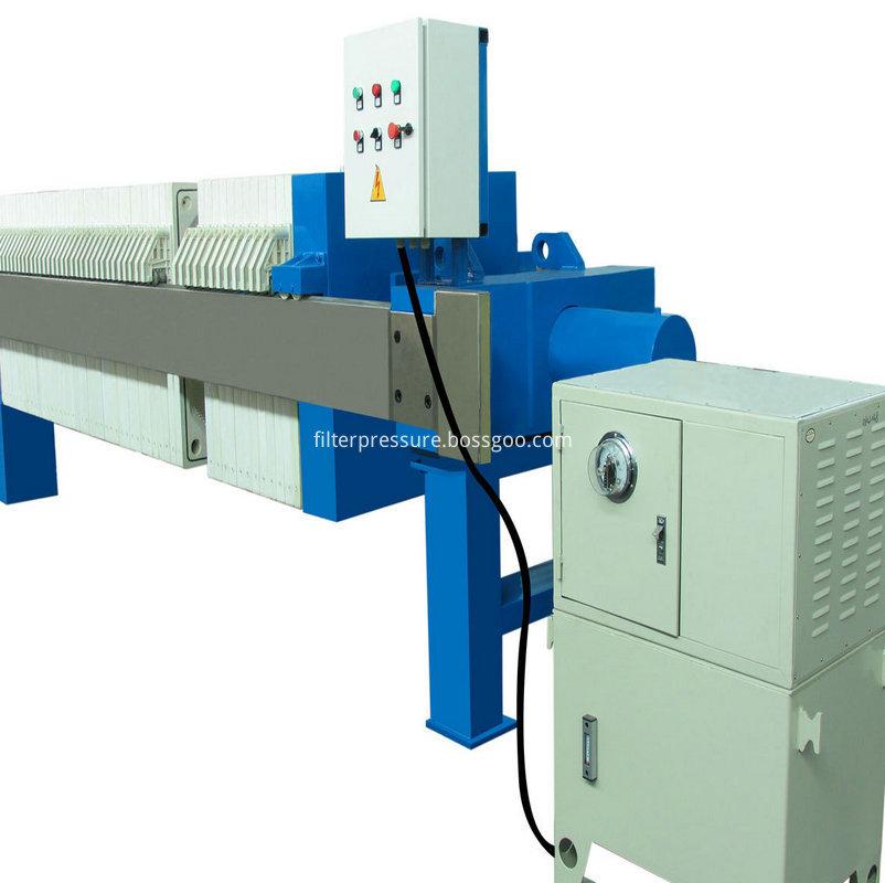 sewage cast iron filter press 10