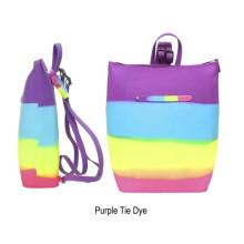 Waterproof Rubber Cheap Ladies Shoulder Bag